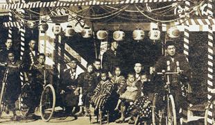 杵屋本店200年の歴史のイメージ